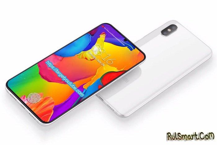 Xiaomi Mi 9: первые фото полноэкранного смартфона со Snapdragon 8150