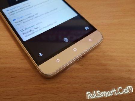 Обзор смартфона BQ 5517L Twin Pro