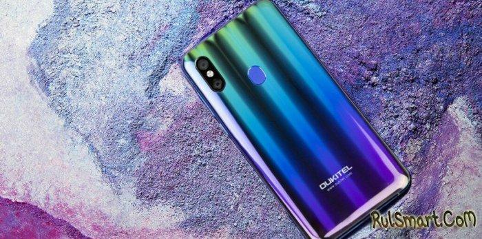 Oukitel U23: слишком китайский смартфон с поддержкой 10-Вт быстрой зарядки