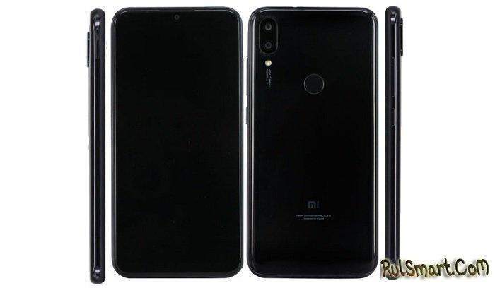 Xiaomi Redmi 7: первые фото и характеристики смартфона