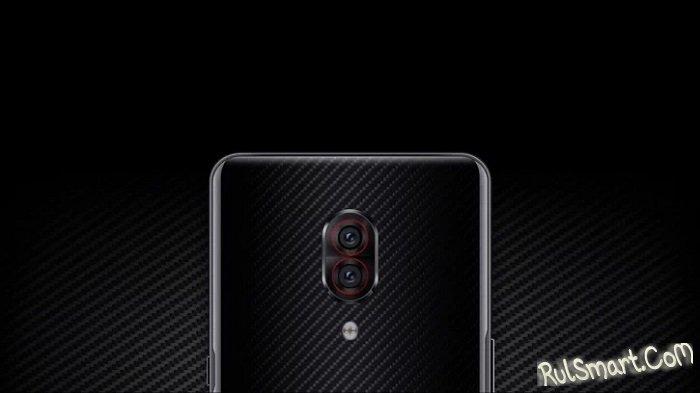 Lenovo Z5 Pro GT: крутой смартфон со Snapdragon 855 и сканером в экране