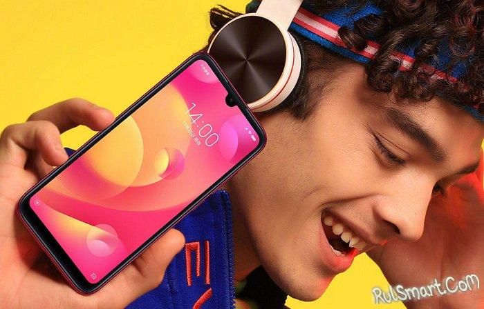 Xiaomi Mi Play: смартфон с каплевидным вырезом в экране (первое видео)