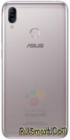 ASUS ZenFone Max Pro (M2) и ZenFone Max M2: рендеры и характеристики смартфонов