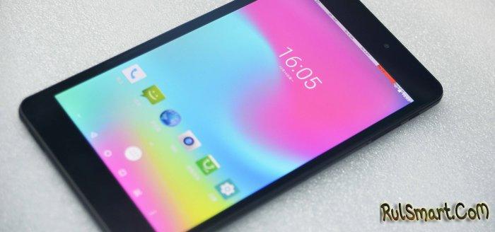 Alldocube M8: 8-дюймовый планшет с неожиданными «фишками»