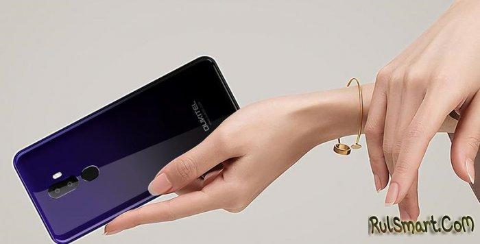 OUKITEL U25 Pro: нереально дешевый смартфон с 4 ГБ ОЗУ и двойной камерой