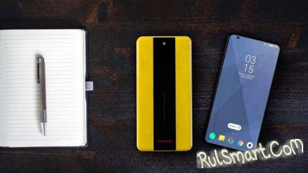 Xiaomi Pocophone F2: лютый смартфон со Snapdragon 855 и 8 ГБ оперативной памяти