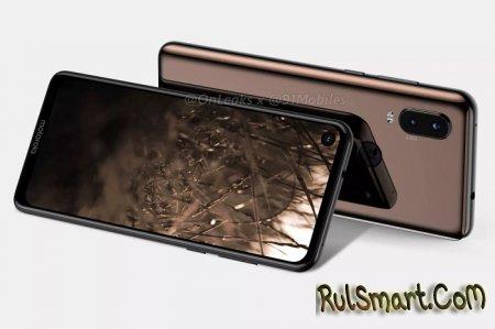 Motorola P40: дикий смартфон с отверстием и 48 Мп камерой