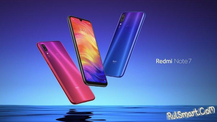 "Xiaomi Redmi Note 7 Pro и Redmi Go на Android Go ""порвут"" AliExpress"