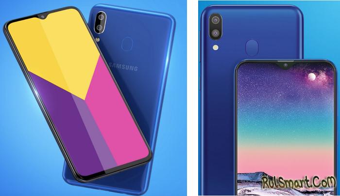 Samsung Galaxy M10 и Galaxy M20: новая бюджетная линейка смартфонов