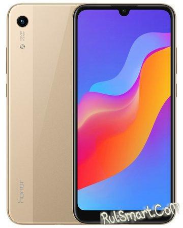 Honor 8A: яркий безрамочный смартфон с Helio P35 и EMUI 9