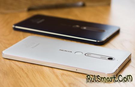 """Nokia 6.2: смартфон с """"дырявым"""" экраном (характеристики и, когда выйдет)"""