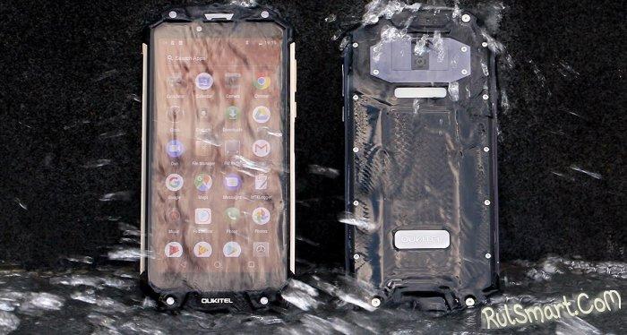 Oukitel WP2: защищенный смартфон отдают «за копейки» на AliExpress