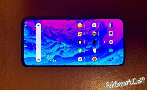 "OnePlus 7: смартфон с 10 ГБ оперативки, который ""порвёт"" всех (первое фото)"