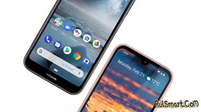 Nokia 3.2 и 4.2: дешевые смартфоны с обалденным дизайном и фишками