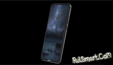 Nokia 6.2: смартфон с космическим дизайном и мощной начинкой
