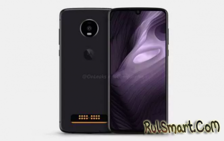 """Moto Z4 Play: крутой смартфон, который получил неожиданные """"фишки"""""""
