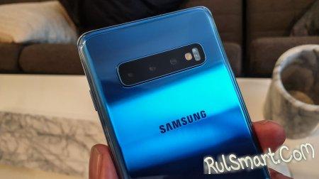 Samsung Galaxy S10 и S10+: слишком круто, чтобы быть правдой еще и с Dynamic AMOLED