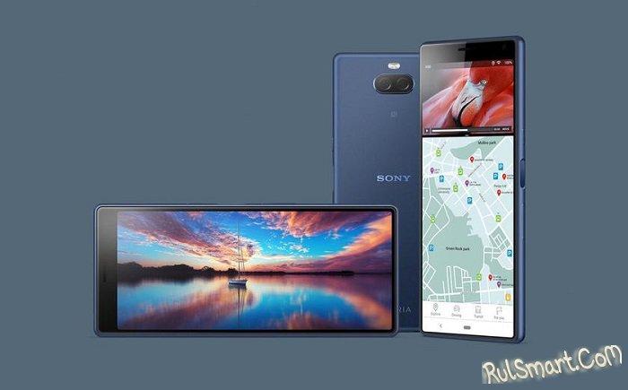Sony Xperia 4: крутой смартфон с дизайном кирпича и Snapdragon 710