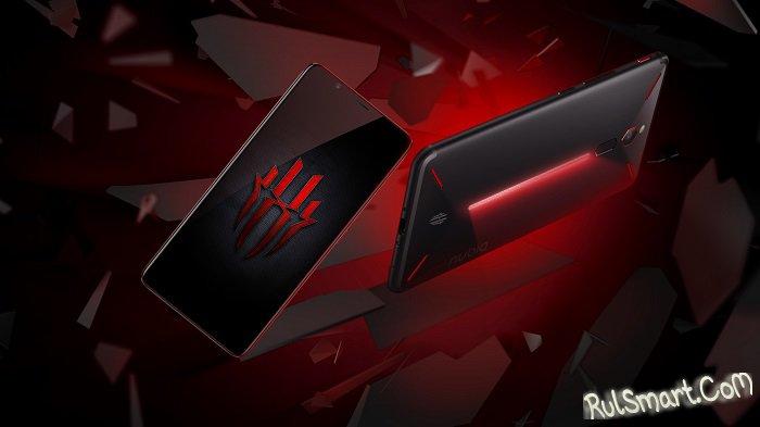 Nubia Red Magic 2: активное охлаждение и Snapdragon 855
