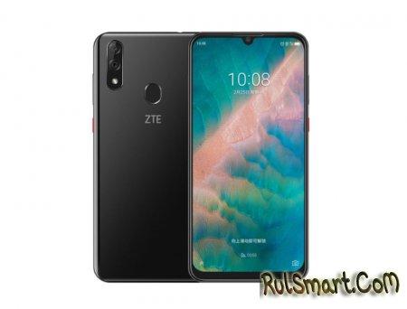 ZTE Blade V10: бюджетный смартфон с очень дорогим дизайном