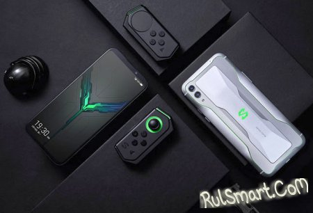 Xiaomi Black Shark 2: игровую консоль можно выбрасывать на помойку