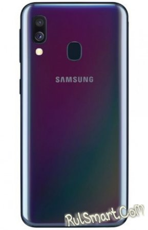 Samsung Galaxy A40: недорогой смартфон, который уничтожит Xiaomi и Meizu