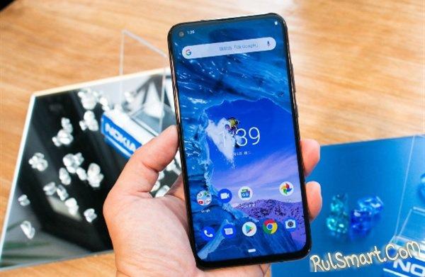 """Nokia X71: """"дырявый"""" смартфон с тройной 48 МП камерой (анонс)"""