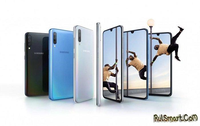 Samsung Galaxy A70: недорогой, но нереально крутой смартфон с двумя камерами на 32 МП