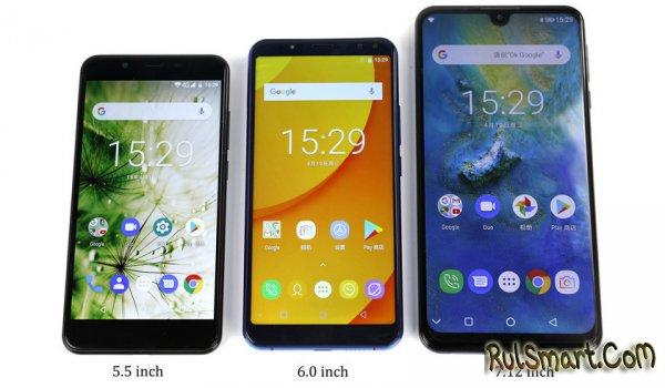 OUKITEL K9: дешевый и огромный смартфон с крутой фишкой и высокой автономностью