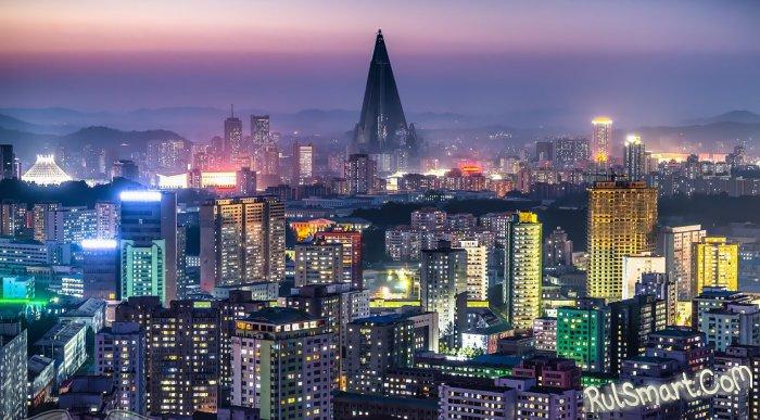 КНДР выпустила крутой восьмиядерный смартфон с «чёлкой». Pyongyang 2425