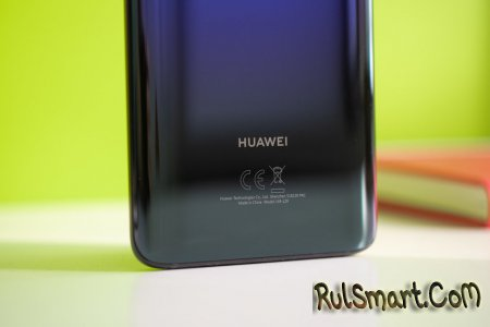 Huawei P Smart Z: первый смартфон с супер выдвижной камерой