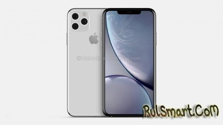iPhone XI Max: новый айфон 2019 года удивил, так удивил