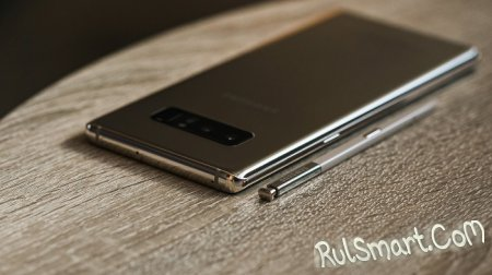 Samsung Galaxy Note 10 Pro получит супер-аккумулятор и вау-дизайн