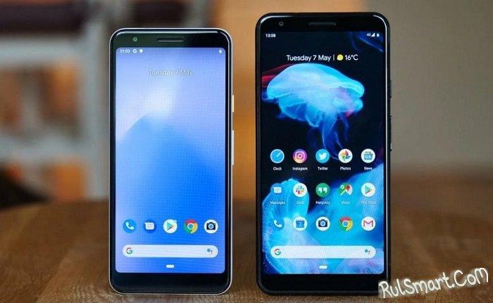 Google Pixel 3a и Pixel 3a XL: топовые смартфоны, которые стоят недорого или как?