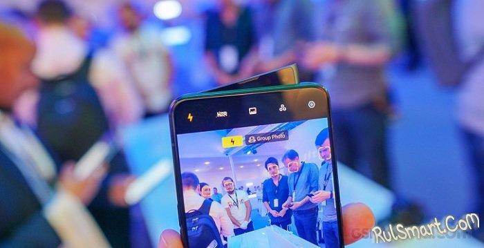 Oppo K3: доступный смартфон с выдвижной камерой и крутым железом
