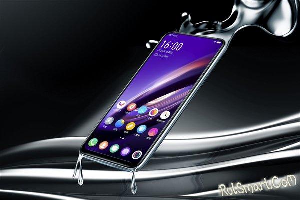 Vivo NEX 2: новый смартфон с шокирующим дизайном и это еще не всё