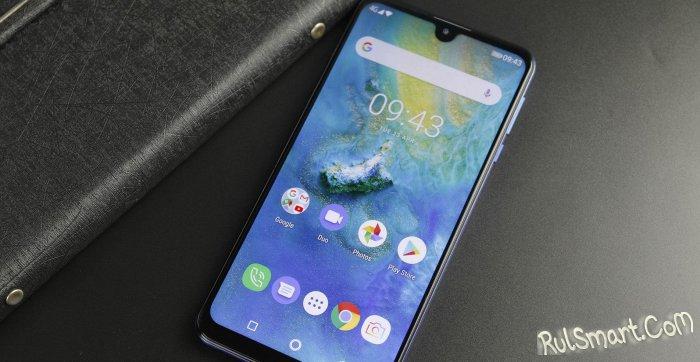 OUKITEL K9: огромный смартфон для народа, который рвёт все шаблоны