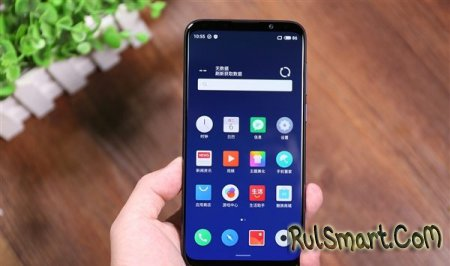 """Meizu 16Xs: раскрыт дизайн крутого смартфона """"для людей"""""""