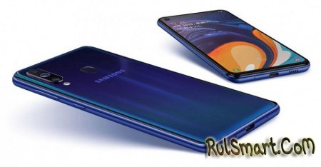 Samsung Galaxy M40: шок-смартфон с динамиком в экране (характеристики)