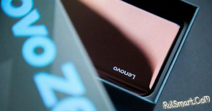 """Lenovo Z6: неожиданно мощный смартфон со Snapdragon 855 и """"злой"""" фишкой"""