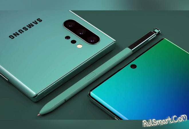 Samsung Galaxy Note 10: нереальный флагман, который перехватывает дыхание