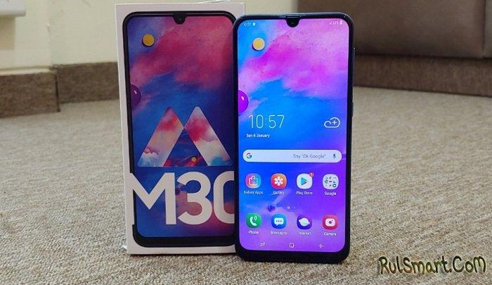"""Samsung Galaxy M30s: недорогой, но мощный смартфон """"накажет"""" Xiaomi и Meizu"""
