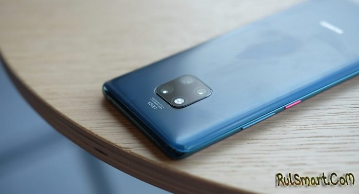 Huawei Mate 30 Lite: народный флагман с невероятными характеристиками