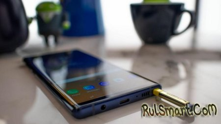 Samsung Galaxy Note 10: новая технология ошарашила весь мир. Xiaomi, готовься