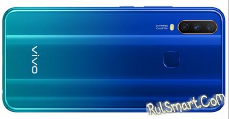 Vivo Y12: недорогой смартфон с невероятно крутым дизайном