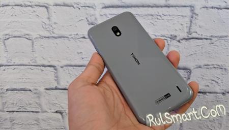 """Nokia 2.2: самый дешевый смартфон с """"фишкой"""" и на Android One"""