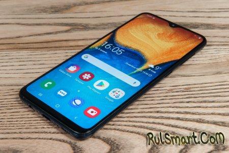 Samsung Galaxy A20s, Galaxy A30s и Galaxy A70s: шик-смартфоны для простого народа