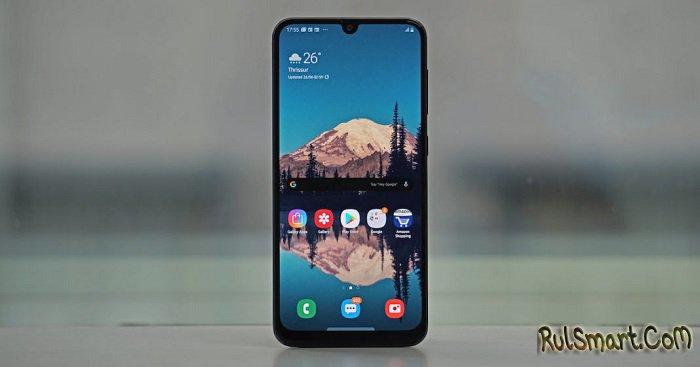 Samsung Galaxy A30s: доступный смартфон с Exynos 7904 для народа