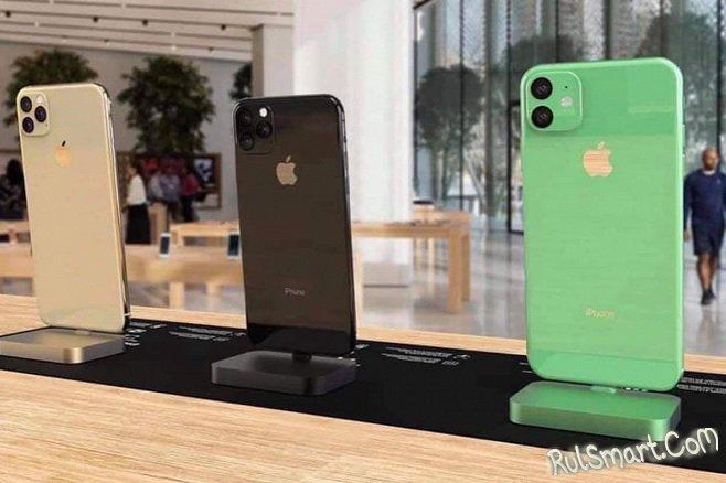 iPhone 11, iPhone 11 Max, iPhone 11 R: реальные фото шокировали фанатов