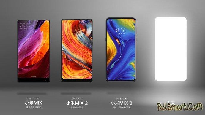 Xiaomi Mi Mix 4: самый крутой смартфон ошарашил фанатов ценой